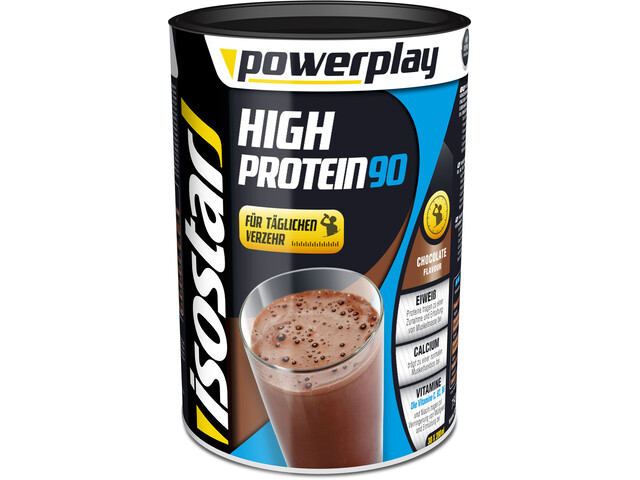 Isostar High Protein 90 Bidon 750g, Chocolate
